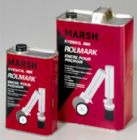 Marsh Rolmark Ink - US Gallon - Black